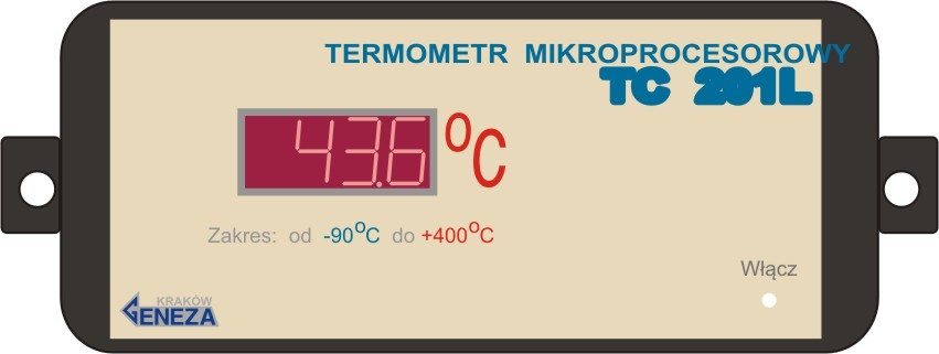 Stationary Thermometer